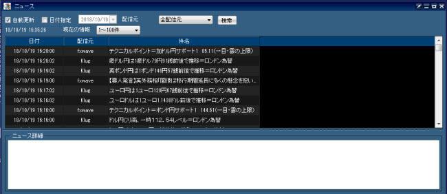 ヒロセ通商[LIONFX](情報ツール)